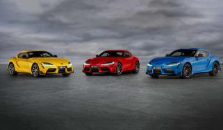 Toyota GR Supra Jarama Racetrack Edition - main