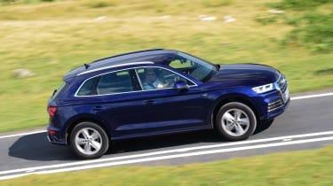 Audi Q5 - side