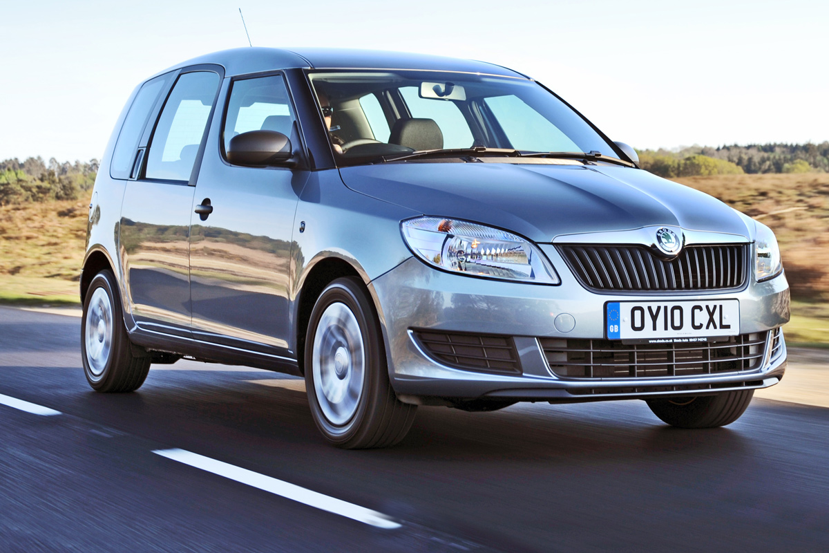 Skoda Roomster 2006 2015 Review Auto Express