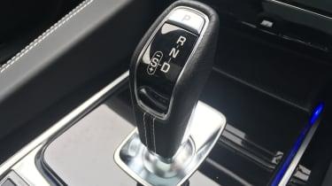 Jaguar F-Pace SVR - shifter