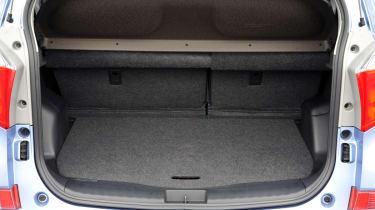 Toyota Verso-S boot
