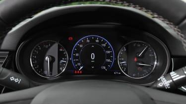 Vauxhall Astra - dials