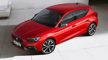 SEAT Leon - front above