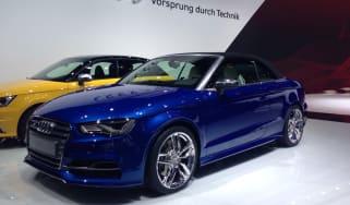 Audi S3 cab geneva