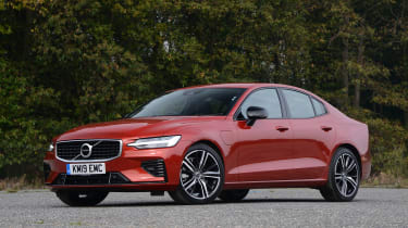 Volvo S60 - frotn static