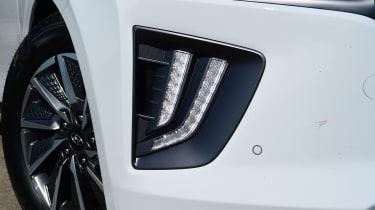 Hyundai Ioniq Electric - bumper