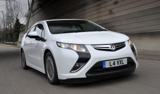 Best cheap fuel efficient cars - Vauxhall Ampera