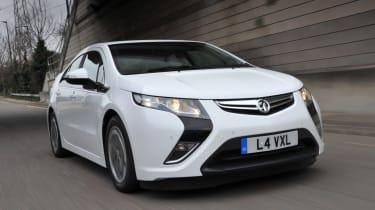 Best cheap fuel efficient cars - Vauxhall Ampera