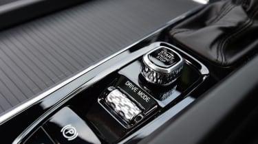 Volvo V60 - interior detail