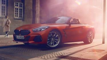 BMW Z4 - front