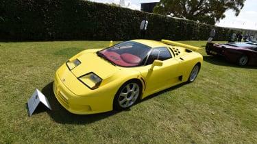 Bugatti EB110 Goodwood Festival of Speed