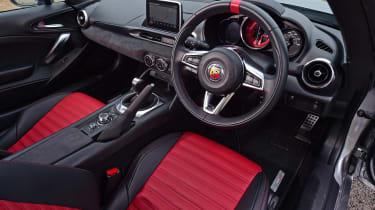 Abarth 124 GT - interior