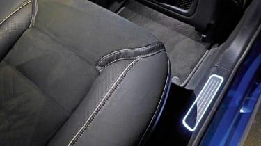 Volvo S90 long-termer - seat