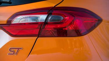 Ford Fiesta ST Performance - rear detail
