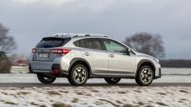 Subaru XV - rear/side