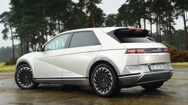 Hyundai Ioniq 5 - rear static