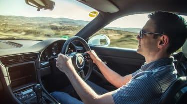 Porsche 911 R - Jethro Bovingdon