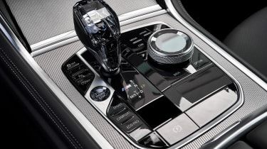 BMW 8 Series - transmission
