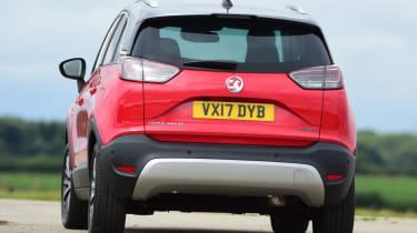 Vauxhall Crossland X - tail-gate