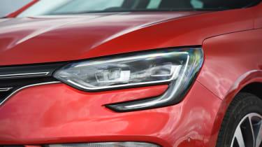 Renault Megane Sport Tourer - headlight