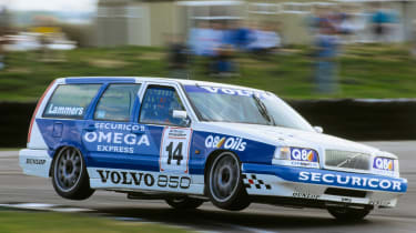 Volvo Estates - 850 BTCC