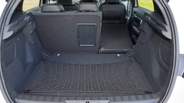 Peugeot 308 GT - boot