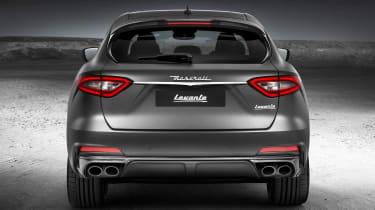 Maserati Levante Trofeo - full rear
