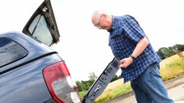 Ford Ranger Wildtrack long termer - first report loading