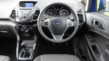 Ford EcoSport 2015 interior