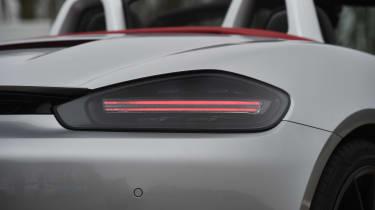 Porsche 718 Boxster GTS - rear light