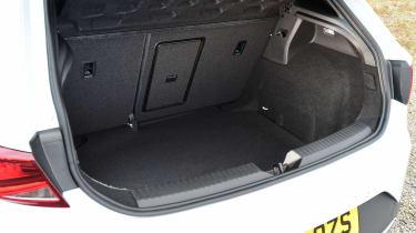 SEAT Leon Cupra 290 - boot