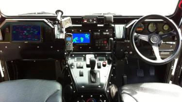 Ovik Crossway interior