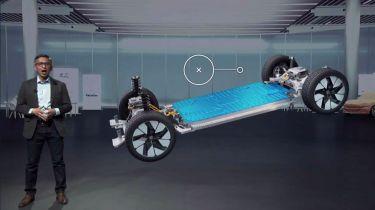 Ford electric platform