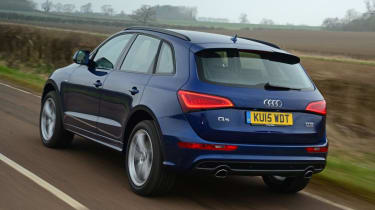 Used Audi Q5 - rear