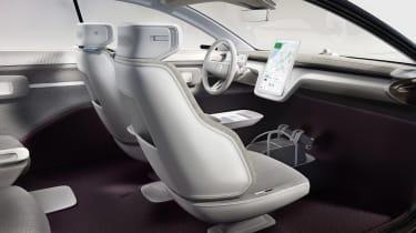 Volvo Concept Recharge - dash