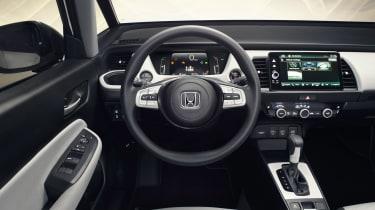 New 2020 Honda Jazz interior