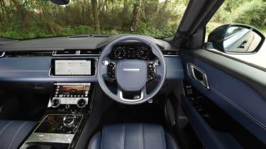 Range Rover Velar - interior front