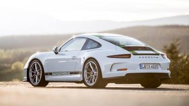 Porsche 911 R - rear static