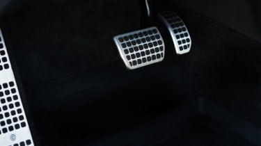 Volvo Polestar performance parts pedals