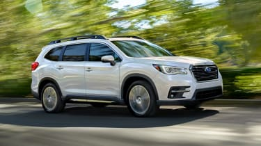 Subaru Ascent - front