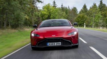 Aston Martin Vantage AMR - full front