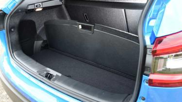 Used Nissan Qashqai Mk2 - boot