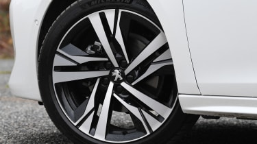 peugeot 508 alloy wheel