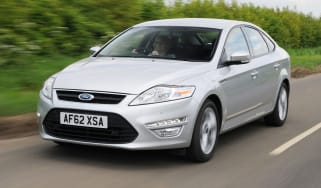 Ford Mondeo Graphite action