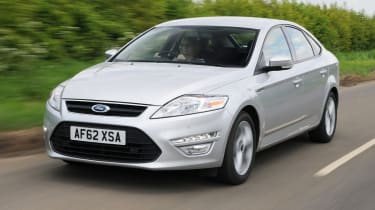 Ford Mondeo Graphite Review Auto Express