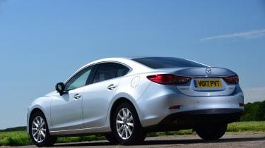 Mazda 6 - rear
