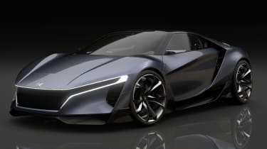 Honda Sports Vision Gran Turismo front