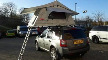 Ventura Deluxe 1.4 Roof Top Tent