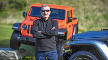 Electric Jeeps: Company boss has high hopes for range's electrification:  https://www.autoexpress.co.uk/jeep/352181/jeeps-electric-future-revealed-christian-meaner-reveals-brands-ev-masterplan