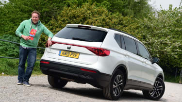 SEAT Tarraco long-termer - first report rear